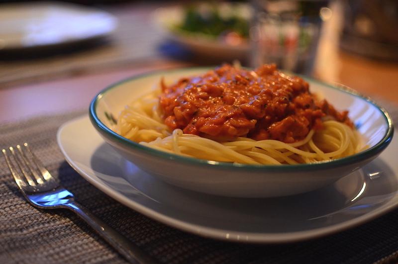 recept zalmpasta